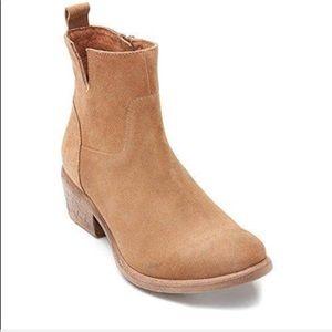 MATISSE X | Bullseye Zip Up Chunky Heel Ankle Boot